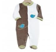 "Pyjama bébé ""Oiseaux"""