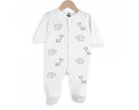 Pyjama Prématurité - Animaux