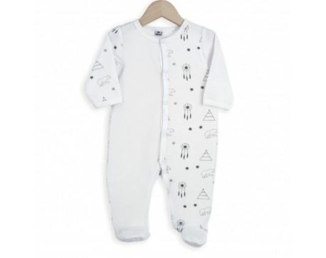 "Pyjama Bébé Velours ""TIPI"""