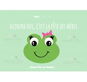 Page Carnet de Vie - FETESDESMERES