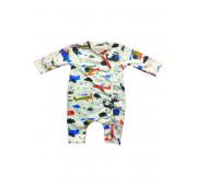 Pyjama bébé prématuré Avion