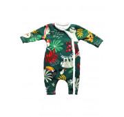 Pyjama bébé prématuré jungle