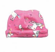 Bonnet bébé prématuré - Licorne