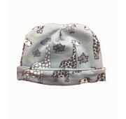 Bonnet bébé prématuré - Girafe