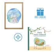 """""""Mes Premiers Cadeaux"""" - 1 livre + 1 Affiche"""