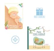 """""""Mes Premiers Cadeaux"""" - 1 livre + les cartes étapes"""