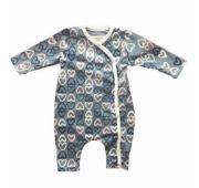 Pyjama pour prématuré Vanille