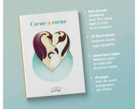 Coeur à Coeur - livre prématurité