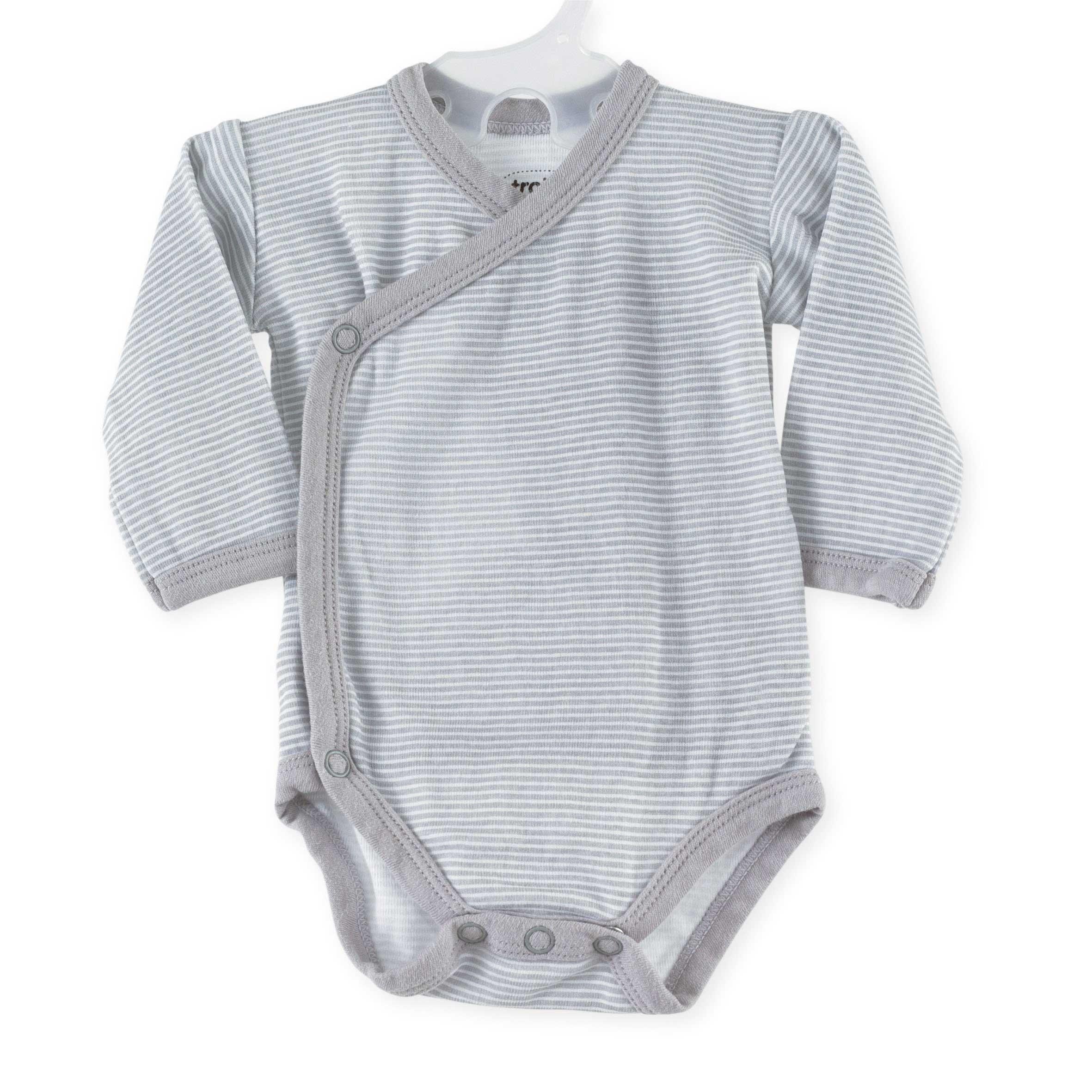 da6151ca95db2 Body bébé rayures (Prématuré)