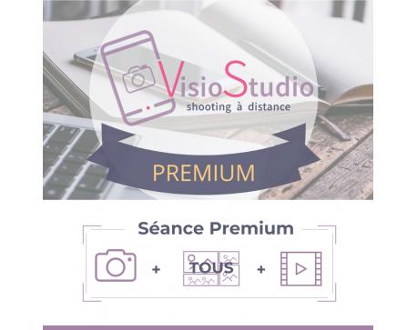 Séance Photo à distance - VisioStudio Classique