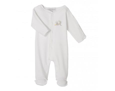 Pyjama prématuré coton
