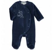 Pyjama bébé prématuré garçon - Soir