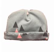 Bonnet pour prématuré Triangle - Fille