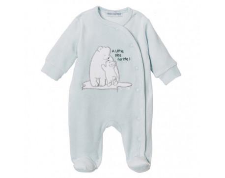 Pyjama velours prématuré