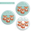 Badges Trio - Lot de 3 - P'tits guerriers