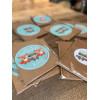Sticker Triplées - P'tites guerrières à bord