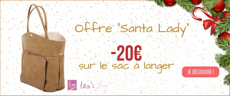 Offre Spéciale Lea's Bag -20€